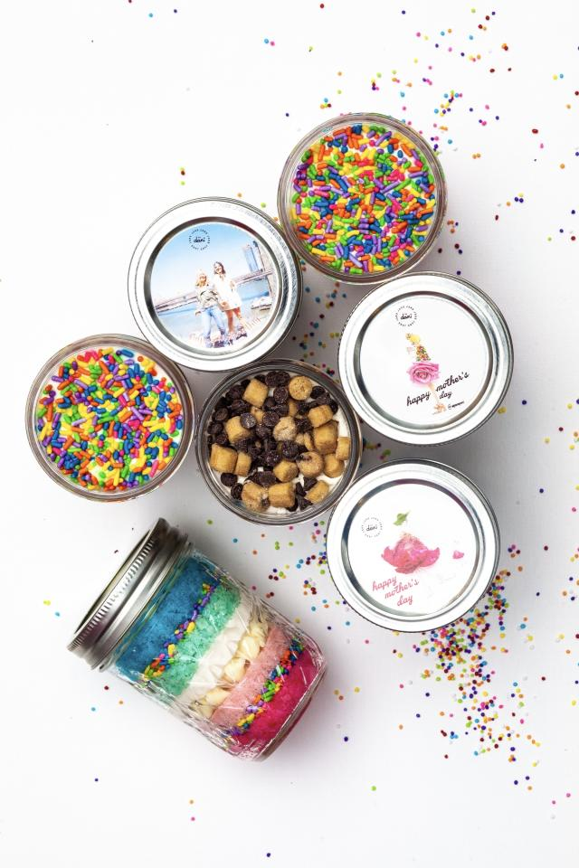"<em><strong>Ana Calderone, Associate Food Editor:</strong></em> I'm not a mom, but I don't know any mothers who don't like a sweet way to finish off their special day. These layered dessert jars as just as delicious as they are festive and cute. Pick mom's favorite from flavors like cookies and cream, cake batter or the newest, rose butter. For an extra $10, you can even have them say ""Happy Mother's Day"" or personalize them with a photo of you two on the lid.  <strong>Buy It! </strong>Jars by Dani, from $37.50 (for a pack of 6); <a rel=""nofollow"" href=""https://www.jarsbydani.com/"">jarsbydani.com</a>"
