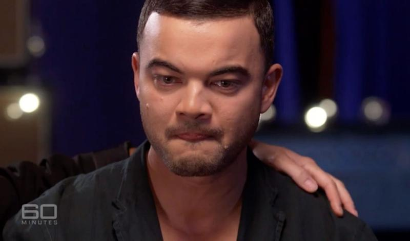 Guy Sebastian breaks down over loss of friend to suicide
