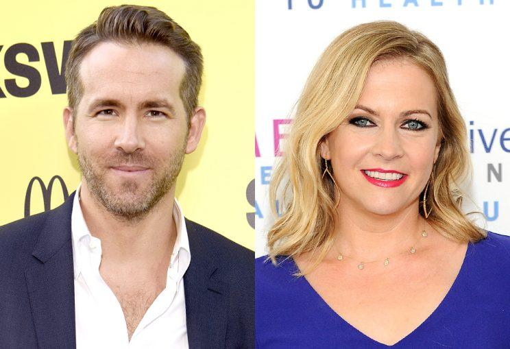 Melissa Joan Hart and Ryan Reynolds were almost a couple. (Photo: Getty Images)