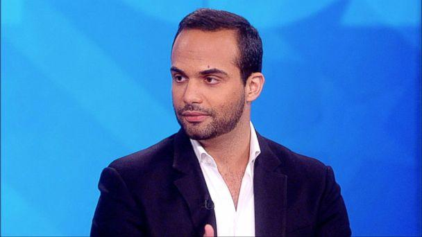 PHOTO: George Papadopoulos appears on 'The View,' Sept, 09, 2018. (ABC)
