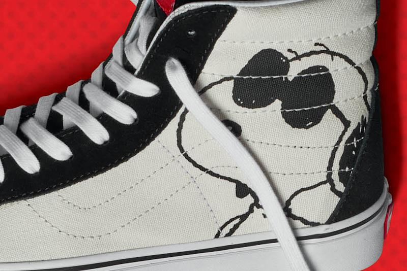 f8a9c33f3b96 Vans Just Released More Than a Dozen Nostalgic  Peanuts  Sneakers for Men