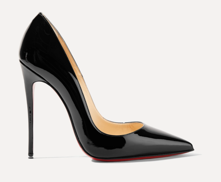 Christian Louboutin So Kate pumps. - Credit: Courtesy of Net-a-Porter
