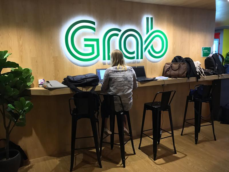 grab grabtaxi office