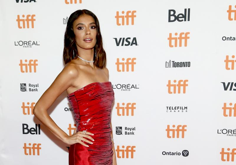 "TORONTO, ONTARIO - SEPTEMBER 10: Laysla De Oliveira attends the ""Guest Of Honour"" premiere during the 2019 Toronto International Film Festival at The Elgin on September 10, 2019 in Toronto, Canada. (Photo by Tommaso Boddi/Getty Images)"