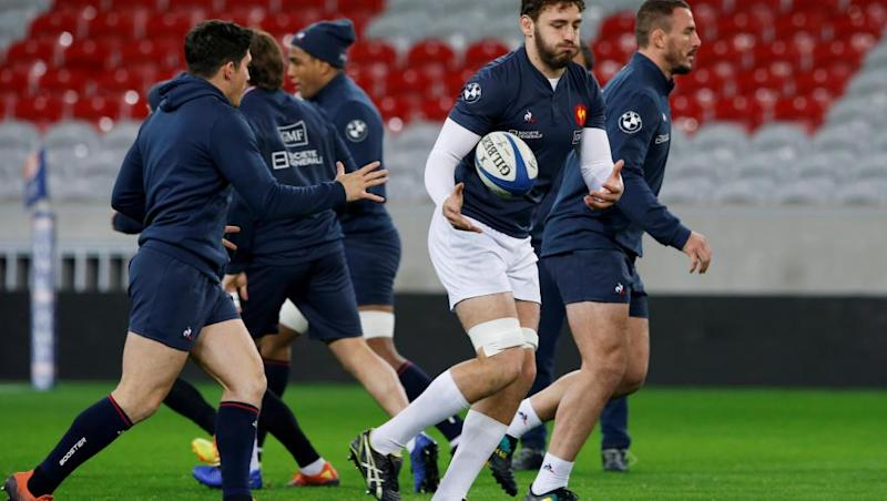 France lock suspended and will miss first 3 RWC pool games