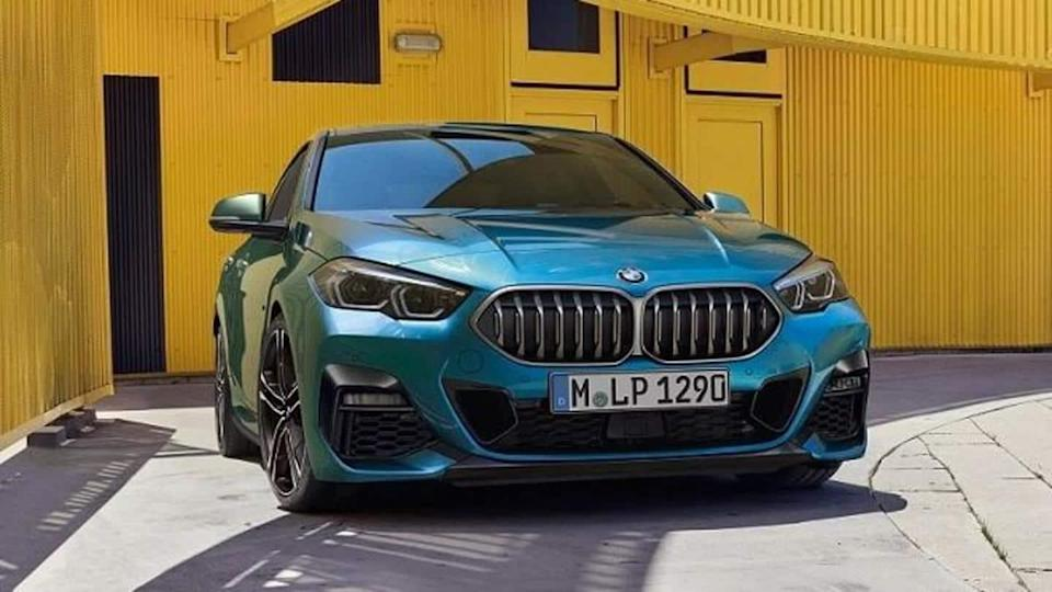 BMW 220i M Sport sedan launched at Rs. 41 lakh