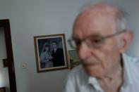 The Wider Image: Meet Italy's oldest student, surviving WW2 and a pandemic to graduate at 96