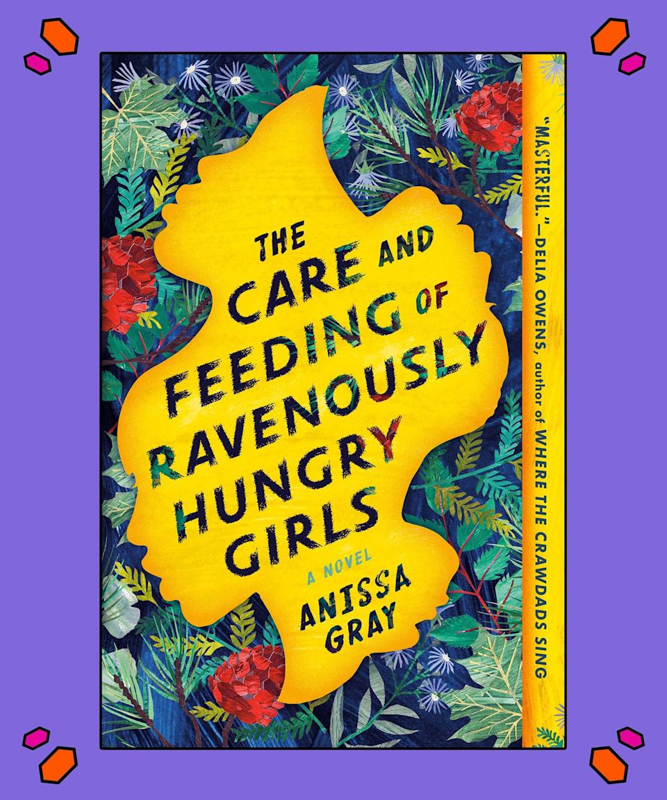 """<strong><em>The Care and Feeding of Ravenously Hungry Girls</em>, Anissa Gray</strong><br><br>This isn't a new one but because it was undeniably one of the most talked about novels to be released by a black author in 2019, we had to feature its paperback rerelease. ICYMI, Anissa Gray's <em>The Care and Feeding of Ravenously Hungry Girls </em>tells the story of a woman whose family goes from being one of the most revered to getting arrested. The crime she and her husband commit force the family members who are left behind to care for one another, and they learn some heavy truths along the way.<br><br><a href=""""https://www.amazon.com/Care-Feeding-Ravenously-Hungry-Girls/dp/1984802437"""" rel=""""nofollow noopener"""" target=""""_blank"""" data-ylk=""""slk:Oprah Magazine stated"""" class=""""link rapid-noclick-resp""""><em>Oprah Magazine</em> stated</a> that """"the inequities of the justice system, the fortitude of women of colour, and the bittersweet struggle to connect are rendered ravishingly in this bighearted novel.""""<br><br>Purchase your copy <a href=""""https://amzn.to/3fhAbY7"""" rel=""""nofollow noopener"""" target=""""_blank"""" data-ylk=""""slk:here"""" class=""""link rapid-noclick-resp"""">here</a>."""
