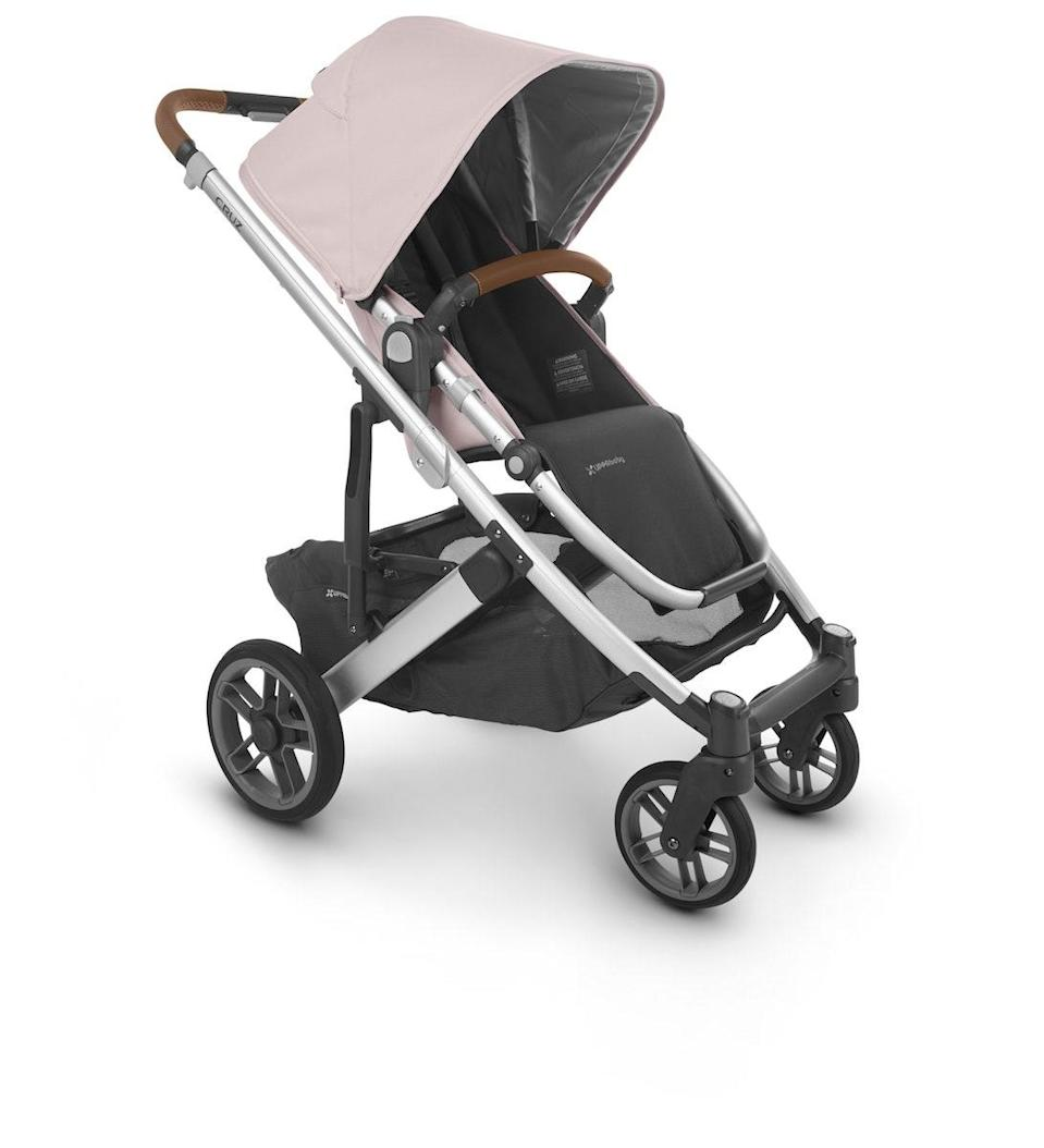 """My husband and I went back and forth on what stroller to buy, and the Uppababy was what we really wanted but couldn't justify purchasing—until Cyber Monday. This stroller is supposed to be the Ferrari of baby pushers (turns on a dime and pushes smooth as butter)—plus, it's modular, which means you can swap out the seat to grow with your kid. —<em>S.S.</em> $650, Nordstrom. <a href=""""https://www.nordstrom.com/s/uppababy-cruz-v2-stroller/5499237"""" rel=""""nofollow noopener"""" target=""""_blank"""" data-ylk=""""slk:Get it now!"""" class=""""link rapid-noclick-resp"""">Get it now!</a>"""