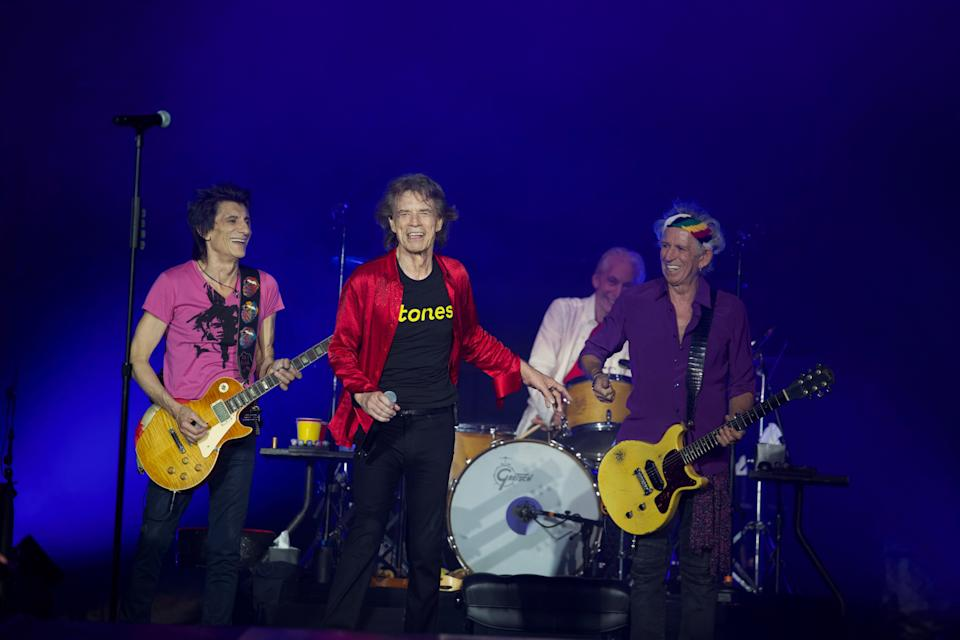 The Rolling Stones will resume their No Filter tour in September 2021.