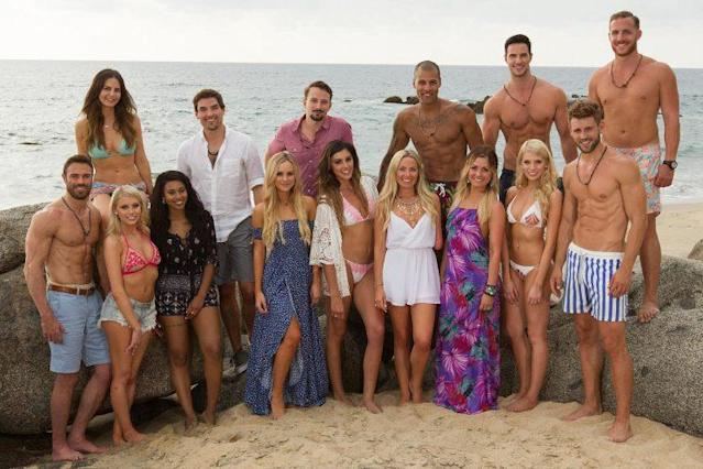 Production has been shut down on <em>Bachelor in Paradise</em>. (Photo: ABC)