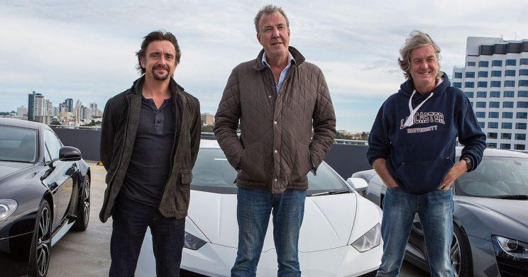 Former Top Gear presenter James is hoping to make a quick buck from the sale (Copyright: Getty/Matt Jelonek)