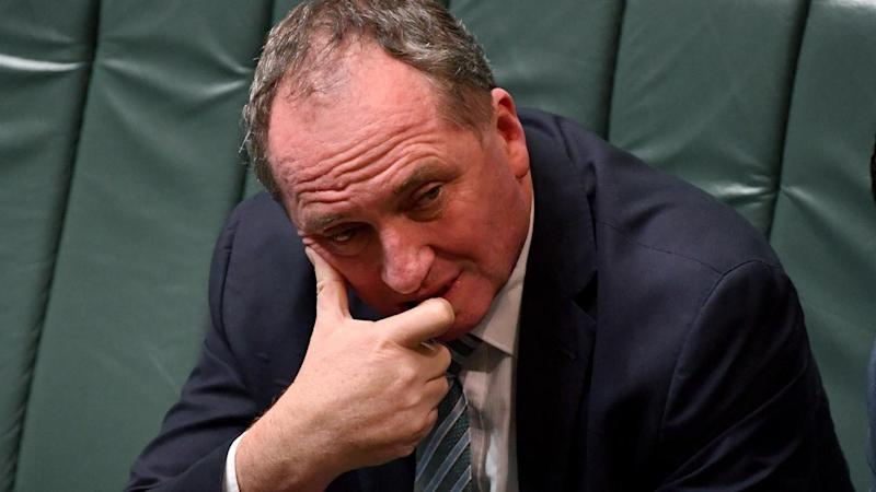 Deputy Prime Minister Barnaby Joyce has told parliament he may be a NZ citizen.