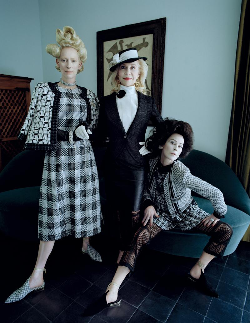 b55aaf8d359 Photograph by Tim Walker for W Magazine, December/January 2014/15.