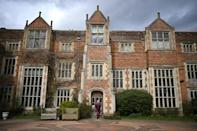 Near Bury St Edmunds in eastern England, Kentwell Hall has survived over 450 years of tumultuous history