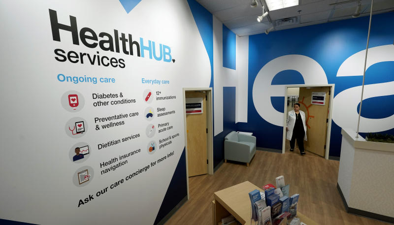 CVS to open 1,500 HealthHUB stores over next two years""