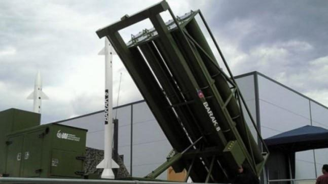 The Indo-Israeli joint venture will supply the surface-to-air missiles to the India Air Force.