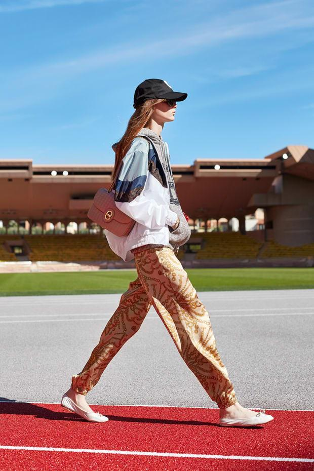 <p>A look from the Celine Summer 2021 collection. Photo: Courtesy of Celine</p>