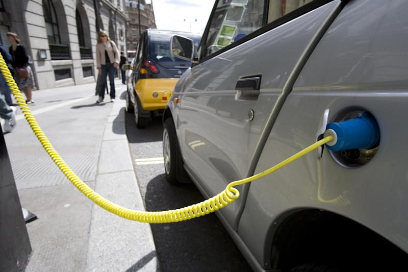 E-car revolution in London 'requires thirteen-fold charging point boost'