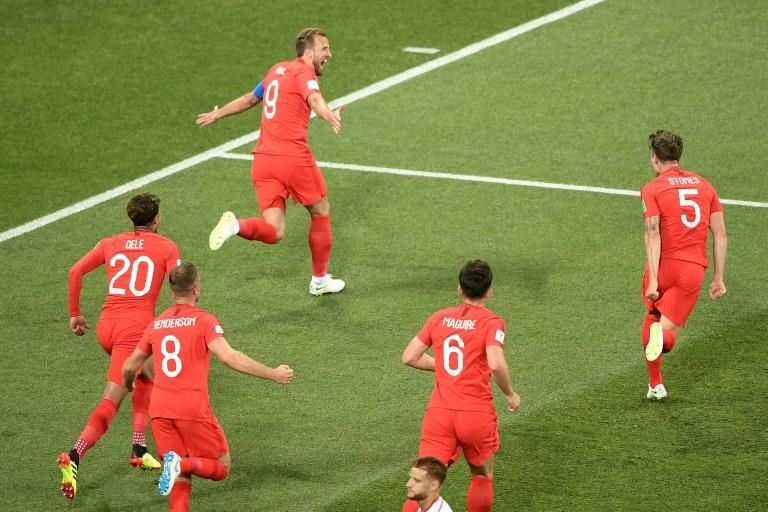 Kane rescued England with a clever headed injury-time winner