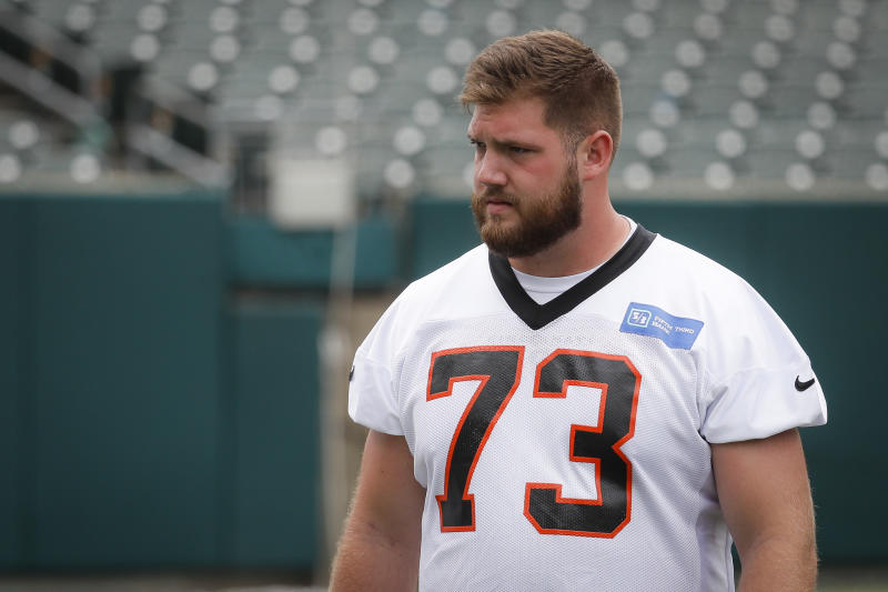 Bengals' Jonah Williams went viral for epic play vs. Browns