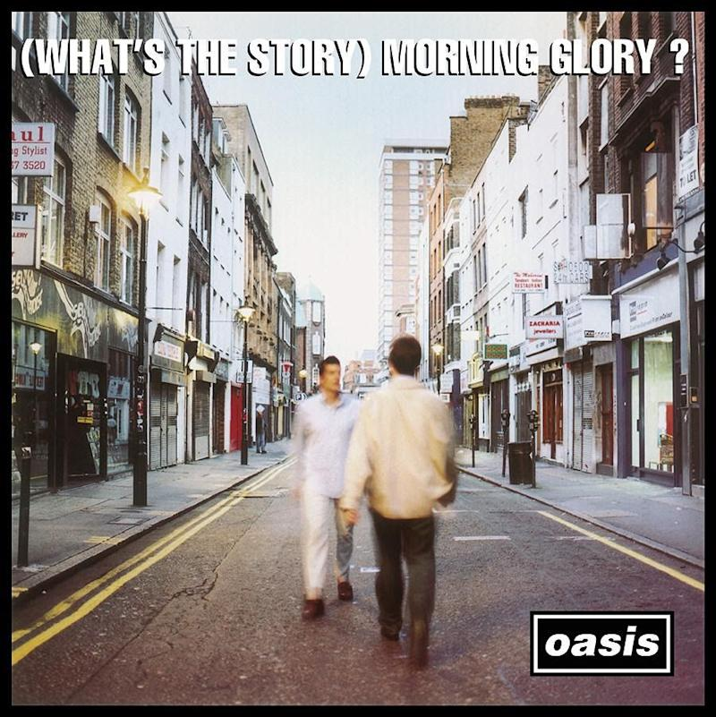oasis whats the story vinyl reissue 25th anniversary Oasis Announce 25th Anniversary Vinyl Reissue of (Whats the Story) Morning Glory?