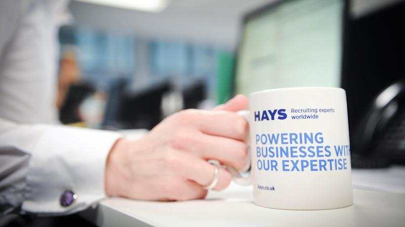 Recruiter Hays hit by Brexit, French strikes and Australian bushfires