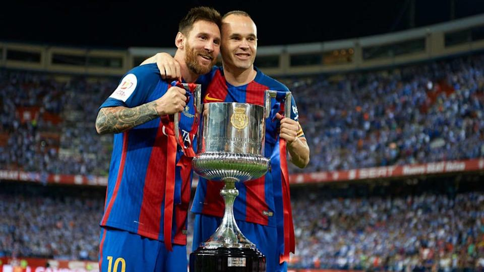 Deportivo Alaves vs Barcelona - Copa Del Rey Final | Quality Sport Images/Getty Images