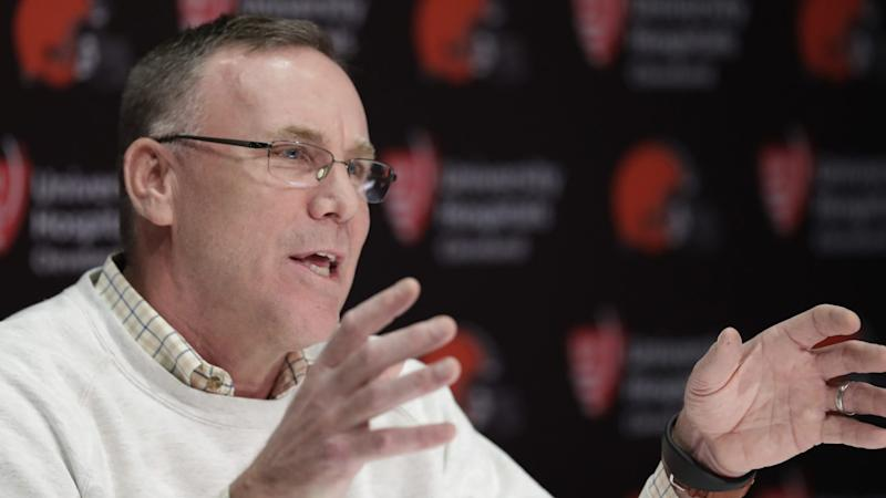 John Dorsey hoping Browns do not have to appear on 'Hard Knocks'
