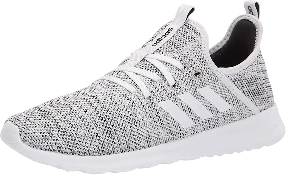 <p>Get moving in these <span>Adidas Cloud Foam Pure Running Shoes</span> ($50, originally $70).</p>