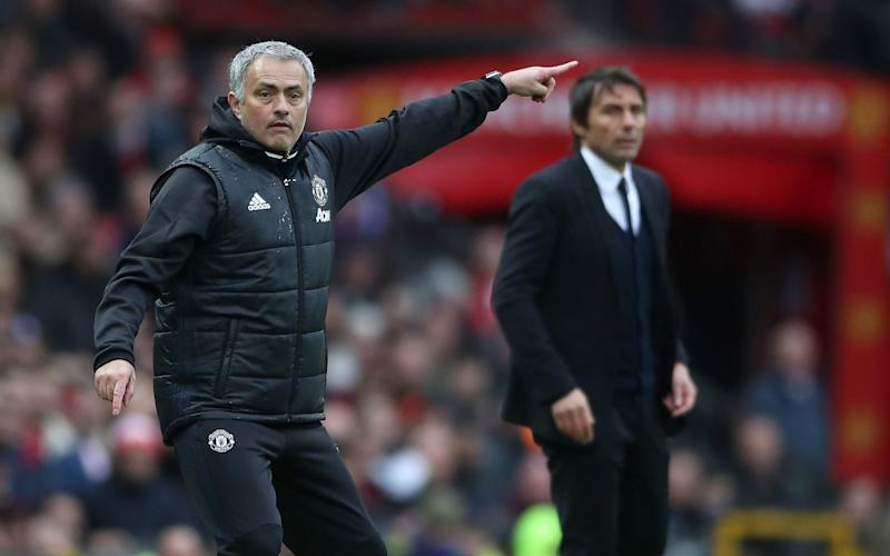 Jose Mourinho knew how Antonio Conte would react to going a goal behind - PA