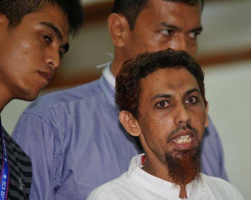 Umar Patek, the bombmaker accused of masterminding the 2002 Bali attacks that killed 202 people