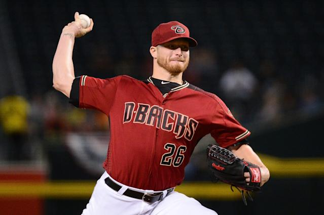 The Shelby Miller era in Arizona has not been pretty. (Getty Images)