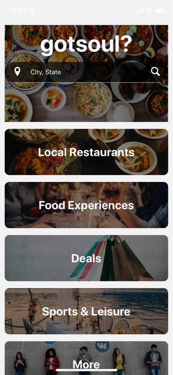 "<h3>Got Soul?</h3> <br>GotSoul? is a restaurant guide and food experiences app that features over 4,300 African-inspired restaurants and dining experiences. Find Cajun food, Creole food, Nigerian food, Gullah food, Jamaican food, Afro-Brazilian food, and more near you. <a href=""https://www.weny.com/story/42224125/gotsoul-app-launched-to-make-it-easier-for-consumers-to-find-african-inspired-cuisine-restaurants-and-experiences-around-the-world"" rel=""nofollow noopener"" target=""_blank"" data-ylk=""slk:According to WENY News"" class=""link rapid-noclick-resp"">According to WENY News</a>, 98% of the restaurants and experiences found on the app are Black-owned. In addition to being a guide, Got Soul? also offers time-based discounts every day. Simply pick a restaurant or food experience, click, and get a digital coupon or voucher that can be redeemed instantly. <br><br><a href=""https://apps.apple.com/us/app/got-soul-app/id1513621094"" rel=""nofollow noopener"" target=""_blank"" data-ylk=""slk:Download Got Soul? on iOs"" class=""link rapid-noclick-resp""><strong>Download Got Soul? on iOs</strong></a><strong><br></strong><a href=""https://play.google.com/store/apps/details?id=com.gotsoul"" rel=""nofollow noopener"" target=""_blank"" data-ylk=""slk:Download Got Soul? on Google Play"" class=""link rapid-noclick-resp""><strong>Download Got Soul? on Google Play</strong></a><br><br><br>"
