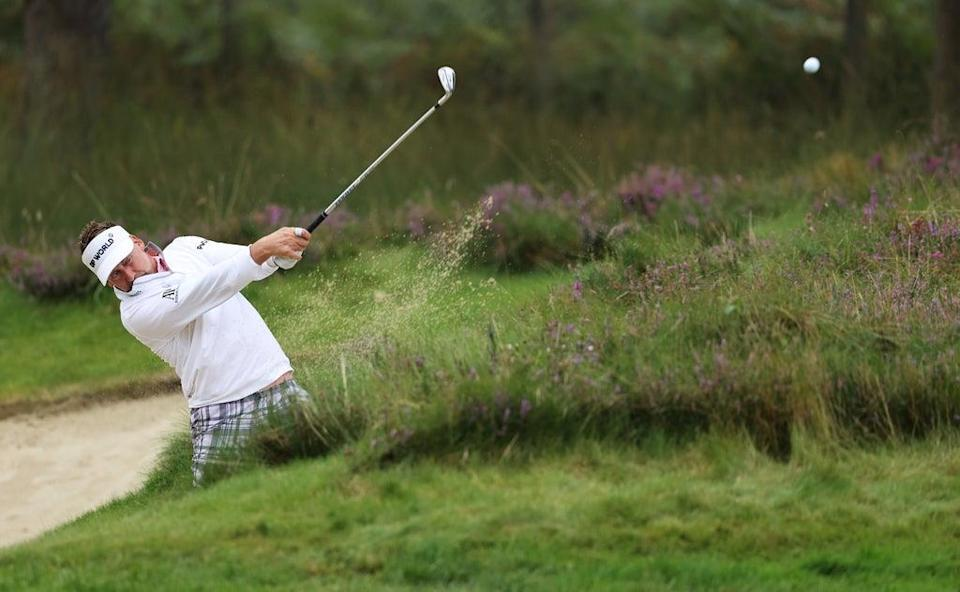 Ian Poulter was selected by the captain to be in Team Europe (Getty Images)