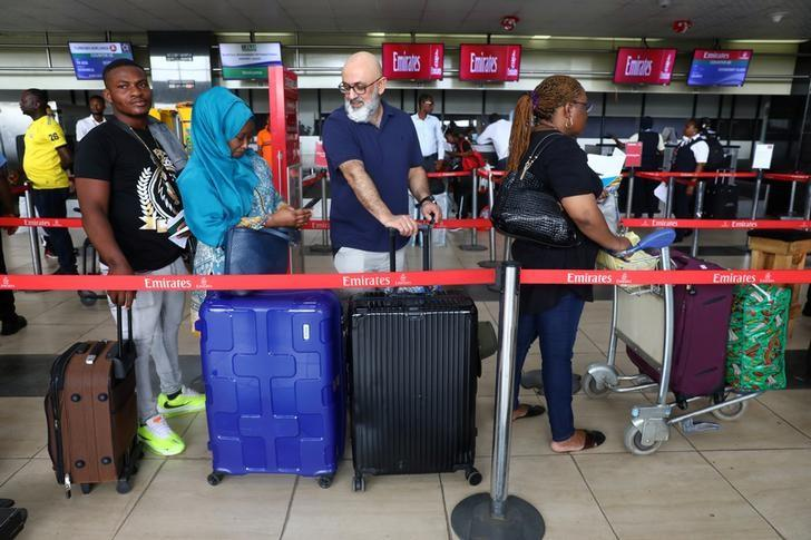 Emirates Airline announces it will cancel all commercial flights