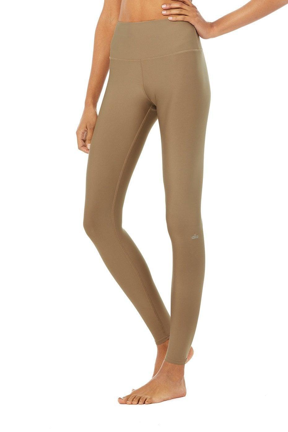"""<p>The <span>Alo High-Waist Airlift Legging</span> ($118) won't slide down during your workout. """"They make me feel supported, and make my legs and ankles look good,"""" Amanda Duckstein, a Club Pilates lead instructor in Scarsdale, NY, told POPSUGAR.</p>"""