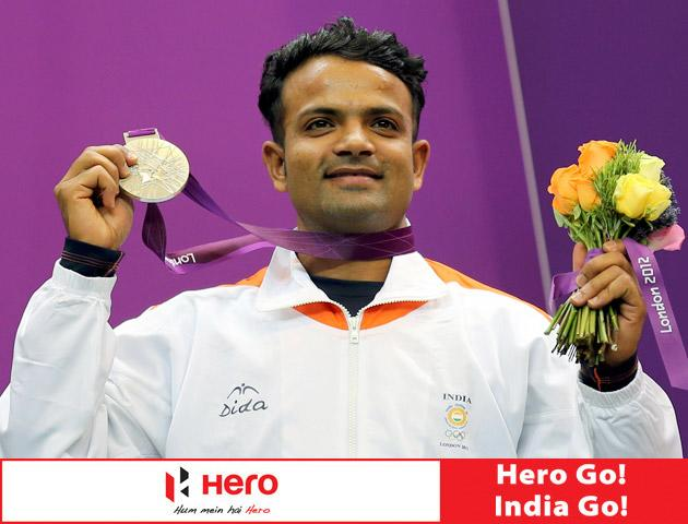 elite list of Indian Olympic medalists