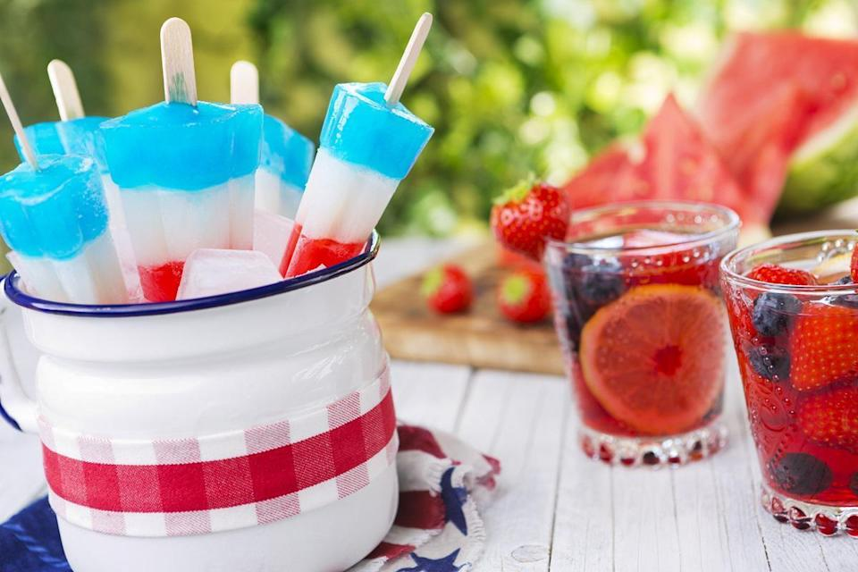 <p>South Dakotans flock to Bomb Pops — not to be confused with their Firecracker cousins — when they see an ice cream truck.</p>