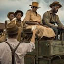 "<p>On a more serious note, this drama takes us back to 1939 when two World War II veterans of different races head back to rural Mississippi to find home again. But with intense racism in the Delta and rising PTSD, both men struggle to find themselves and give their families the care they need. </p><p><a class=""link rapid-noclick-resp"" href=""https://www.netflix.com/title/80175694"" rel=""nofollow noopener"" target=""_blank"" data-ylk=""slk:STREAM NOW"">STREAM NOW</a></p>"