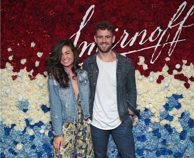 Nick Viall and Caila Quinn
