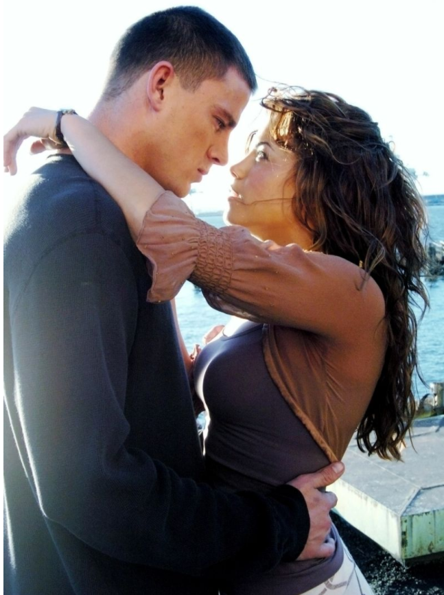 Channing and Jenna met on the set of Step Up. Source: Getty