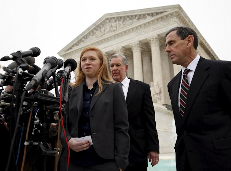 Anthony Kennedy upheld the University of Texas' affirmative action policies when he ruled against the challenge brought by plaintiff Abigail Fisher.