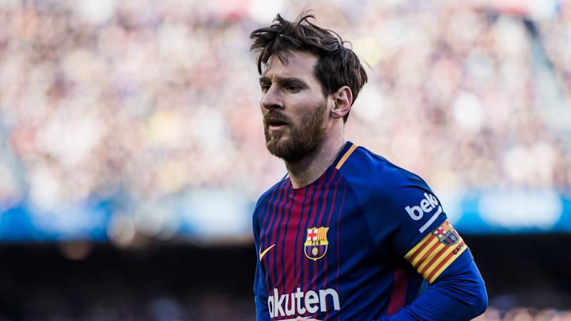 Messi still a doubt for Sevilla trip, says Valverde