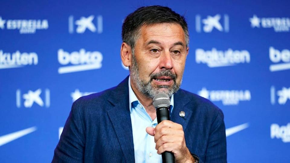 Josep Bartomeu | Quality Sport Images/Getty Images