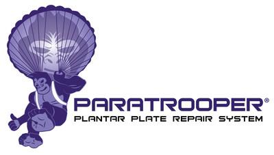 Paratrooper Plantar Plate Repair System - 510(k) cleared