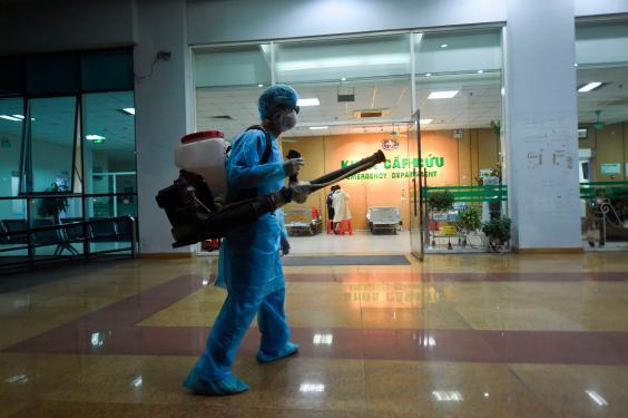 Vietnam has delivered one of the world's most effective responses to coronavirus (AFP/Getty)