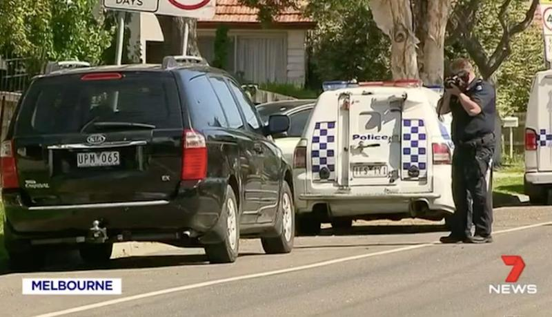 In Melbourne, a boy is in serious condition in hospital after he was found unconscious inside a car. Source: 7 News
