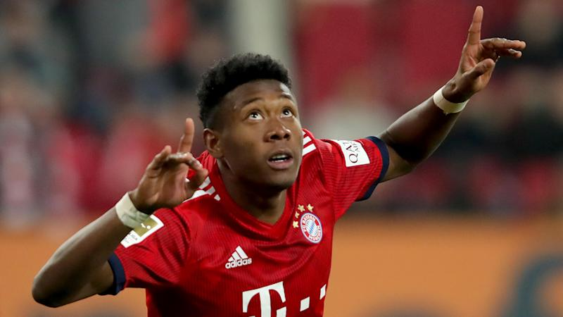 Arsenal fan Alaba says he could be interested in move to one of Premier League's 'big clubs'