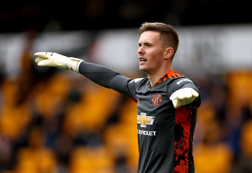 Manchester United goalkeeper Dean Henderson will miss the club's training camp in Scotland due to the after-effects of Covid-19 (Bradley Collyer/PA) (PA Wire)